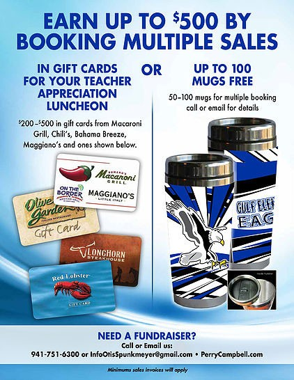 Prizes & Incentives