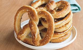 fundraising pretzels, auntie ann's pretzels