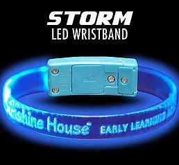 Strike LED Wristbands