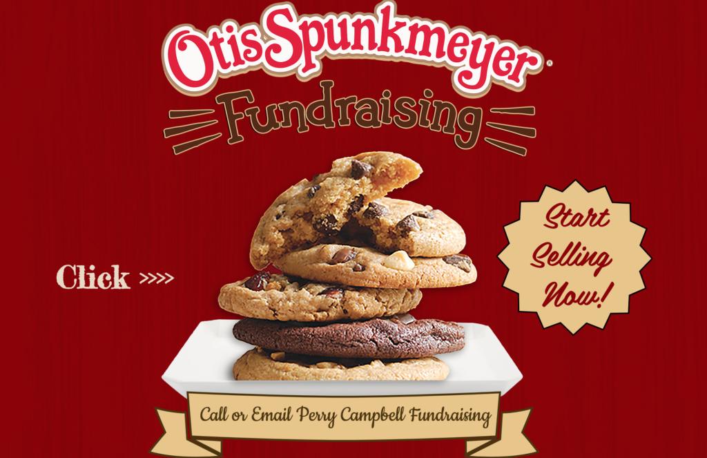 fundraising, local fundraising, florida school fundraising, otis spunkmeyer fundraising,
